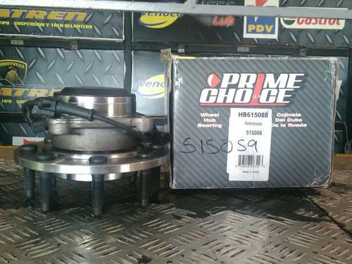 cubo rueda silverado hd 3500 4x2 y 4x4 2009 2014
