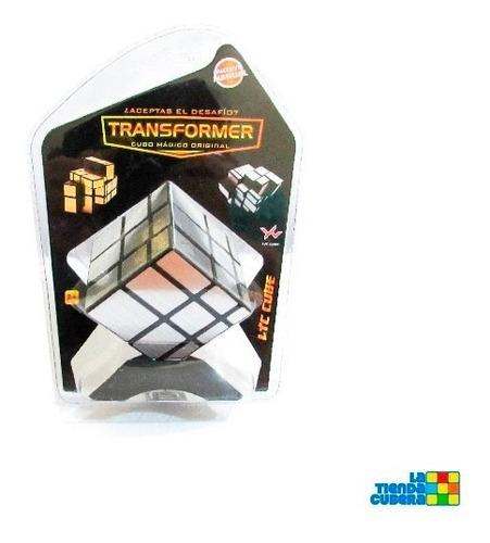 cubo transformers ltc profesional mirror juguete original