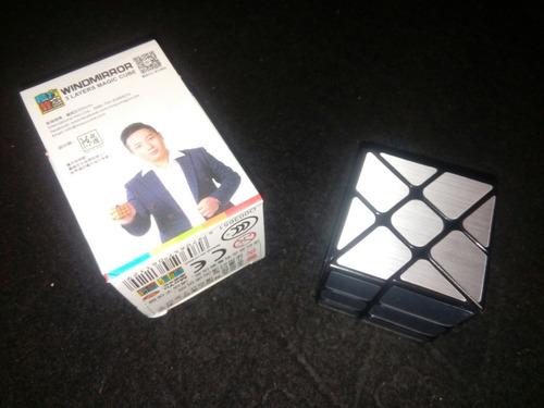 cubo wind mirror mofang jiaoshi - cubo magico rubik