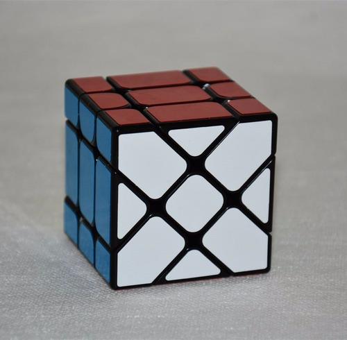 cubo yj fisher modificacion 3x3x3 - cubo magico rubik