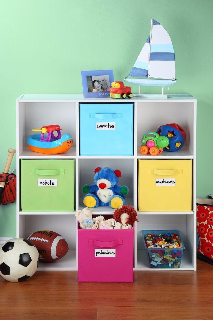 Organizadores de juguetes - Cajones guarda juguetes ...