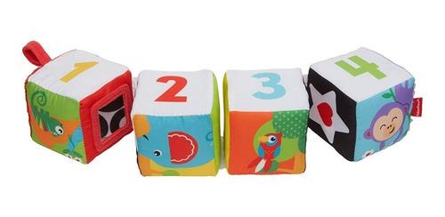 cubos de aprendizaje bloques gira y mira fisher-price gfc37