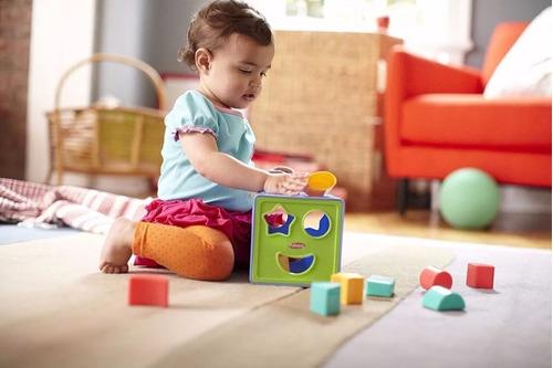 cubos de formita playschool para bebe. original hasbro