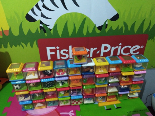 cubos divertido fisher price mattel