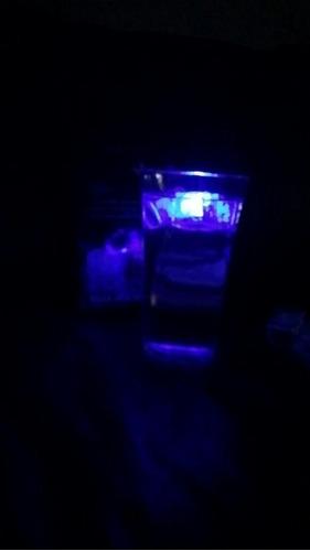 cubos hielo led color  agua boda fiesta evento mayoreo