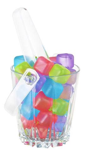 cubos hielo ozrak trail sustituto reutilizable figuras