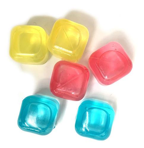 cubos hielo reutilizable