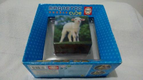 cubos magnéticos - rompecabezas de plástico
