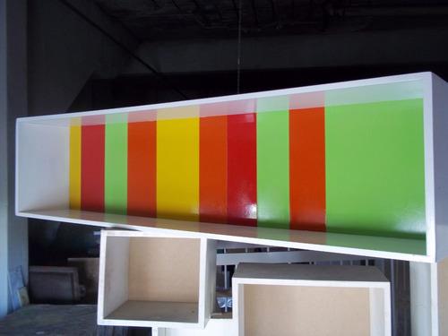 cubos multicolores envios a todo el pais, colores a eleccion
