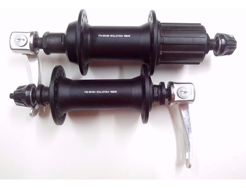 cubos shimano alivio m430 36 furos 8 9 10 vel freio vbrake