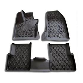 Cubre Alfombra Con Bordes Elevados Interior Jeep 16/19
