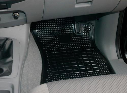 cubre alfombra goma habitaculo vapren renault fluence