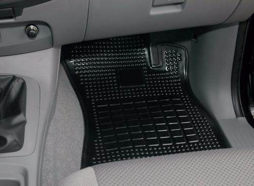 cubre alfombra isuzu trooper cabina doble negro vapren