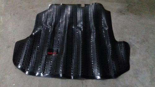 cubre alfombras de baul de goma pvc peugeot 408