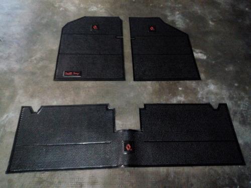 cubre alfombras renault 18  cubrealfombras habitaculo