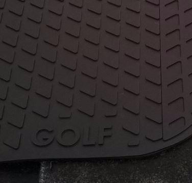 cubre alfombras volkswagen golf vw originales®