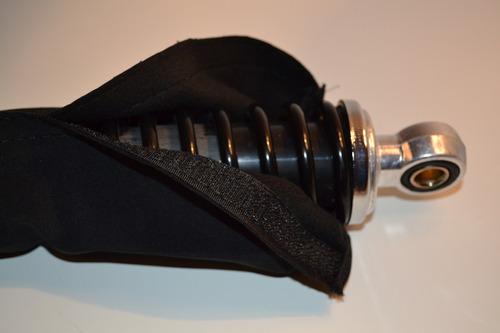 cubre amortiguadores traseros de neoprene
