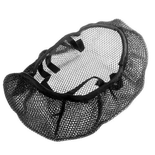 cubre asiento de moto de fibra para calor lluvia mvd sport