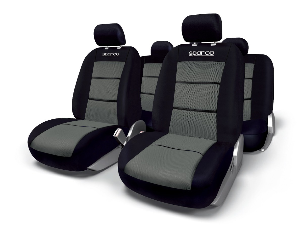 Cubre asiento funda para auto sparco original nuevo modelo for Asiento de bebe para auto
