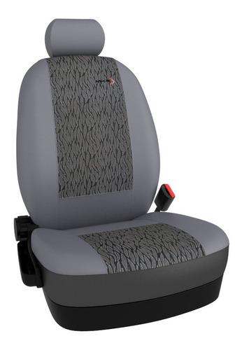 cubre asiento tapicería original plus ecosport kinetic mkr