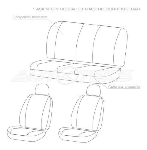 cubre asientos chevy c1 c2 c3 fundas