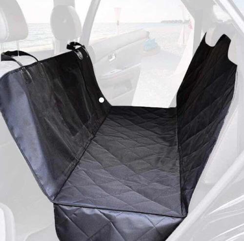cubre asientos cobertor protector carro mascotas perros exc