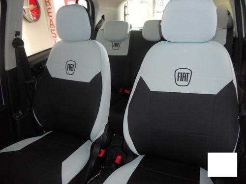cubre asientos en neopreno a medida auto - fundas parís