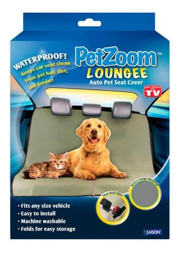 cubre asientos para mascotas