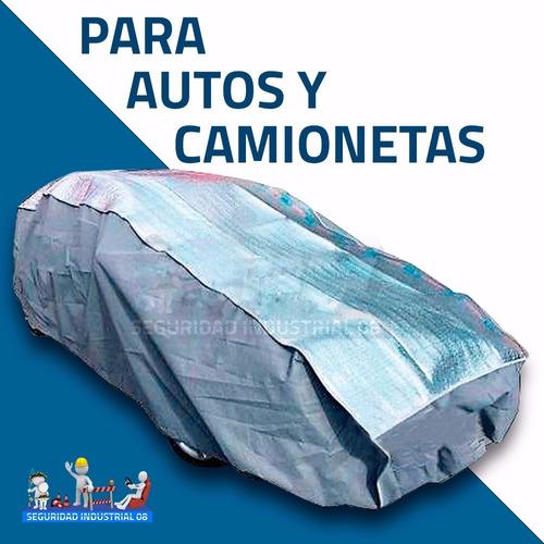 cubre auto antigranizo 8mm max proteccion s m l xl 4x4 ofert