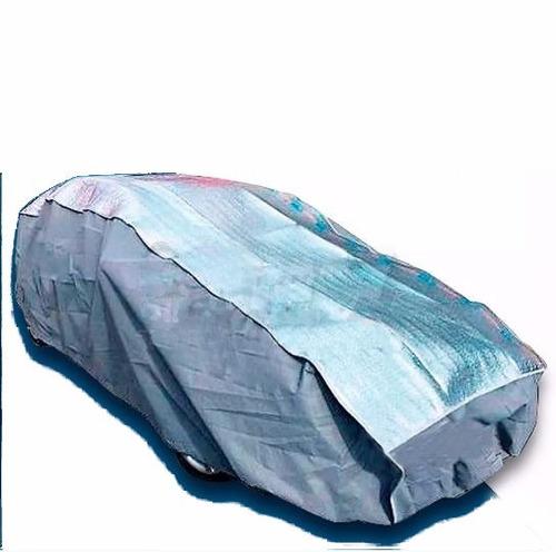 cubre auto antigranizo aluminizado valija 8mm oferta auto
