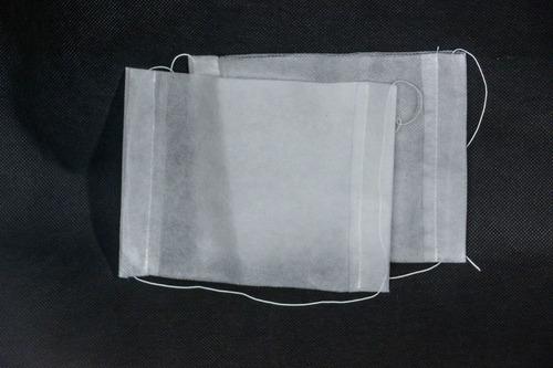 cubre boca para evitar contagios doble capa paquete.200 pz