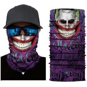 Cubre Bocas - Bufandas De Motocicletas: Joker