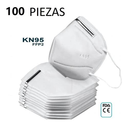 cubre bocas k n95 100 pzas cubrebocas  / fda usa /facturado