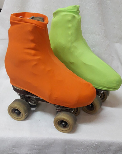 cubre botas para patines