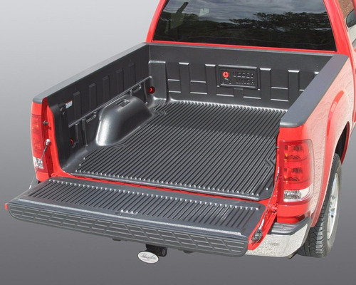 cubre caja ford f-150 doble cabina sin borde rugged liner