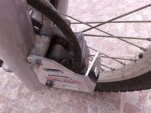 cubre caliper delantero honda xr 250 tornado (pro-trail)