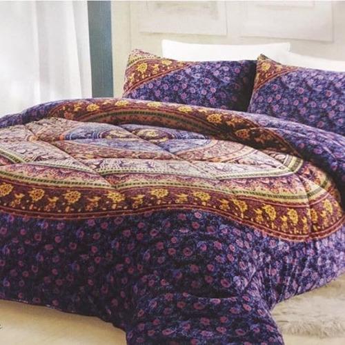 cubre camas dos plazas