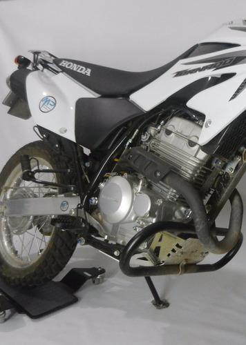 cubre carter aluminio honda tornado xr 250 motoperimetro®