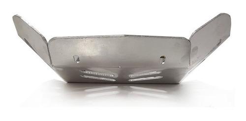 cubre carter aluminio up honda tornado 250 solomototeam