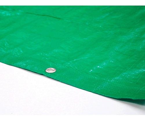 cubre cerco rafia verde 1,90x50mts c/ojal nebraska 12 cuotas