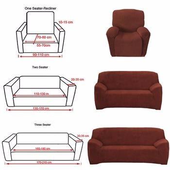 cubre cobertor funda para sof three seater asientos