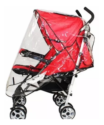 cubre coches de bebe protector de lluvia y polvo bakanisimo