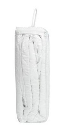 cubre colchón impermeable 2 plazas 200x160+37