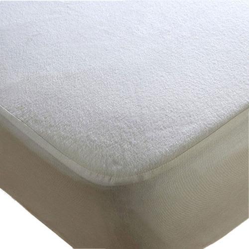 cubre colchon impermeable protector  toalla y pvc king 2x2 envio gratis
