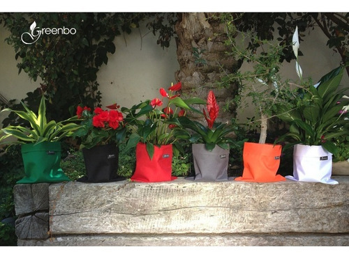 cubre maceta greenbo florina varios colores dale estilo