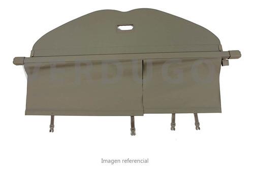 cubre maleta retractil nissan murano z52 - original
