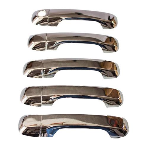 cubre manijas cromadas para ford eco sport 1