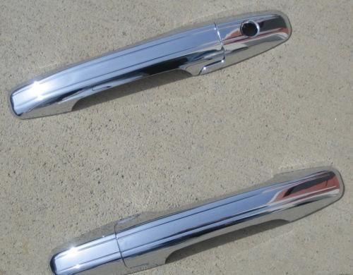 cubre manijas cromo honda civic coupe 2006 2011 accesorios