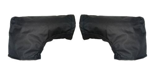 cubre manos abrigo simple impermeables agua lluvia sti motos