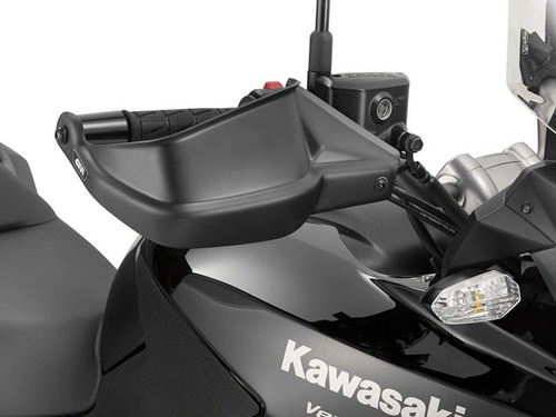 cubre manos plasticos givi kawasaki versys 650 / 1000 solomototeam